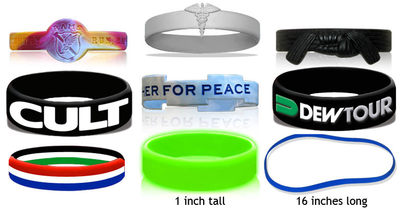 original photo design layer made gallery silicone dual our for inspiration bracelet bros customers wristbands wristband custom